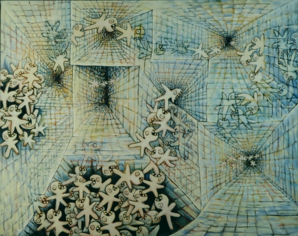 Isa Gama Labyrinth