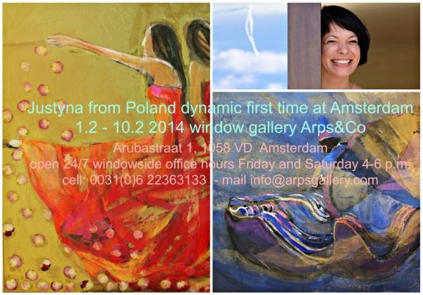 Justyna invite desktop